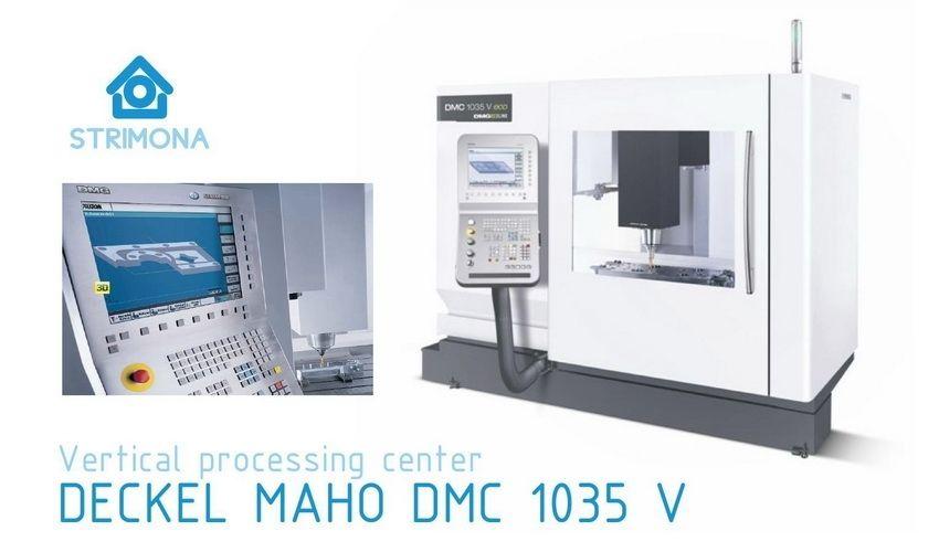 DMC 1035 EN