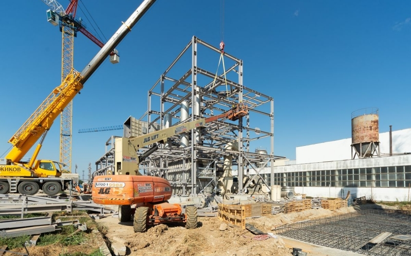 Construction Company 4