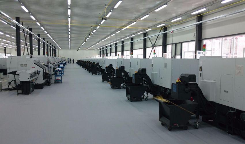 Production base Arsenal