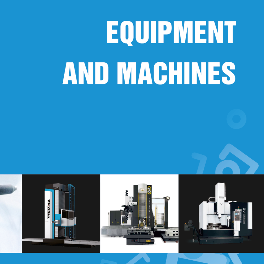 catalog machines EN