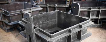 Metalworking and production of steel frames for machines and machine parts