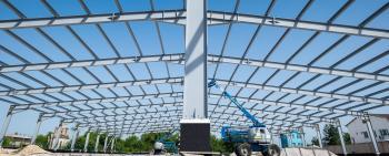 Metal Building Components Structures